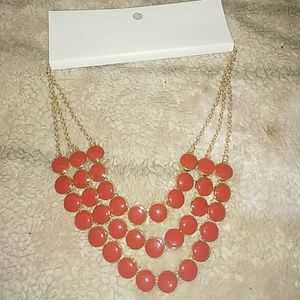 Red Jewelery Necklace